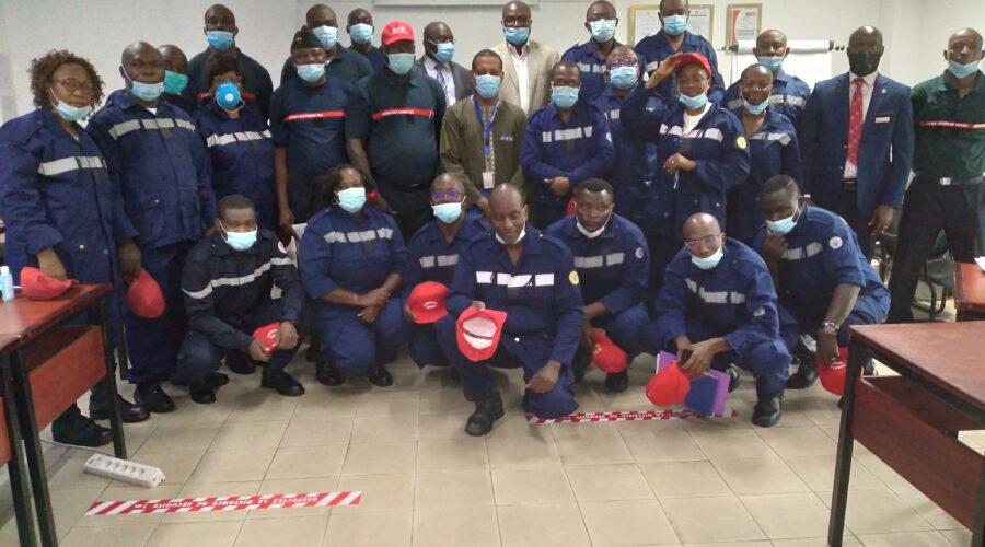 Ouverture de la formation du personnel de l'ERSI en (PSC1)